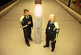 Betriebszentrale Teamwork Hochbahn