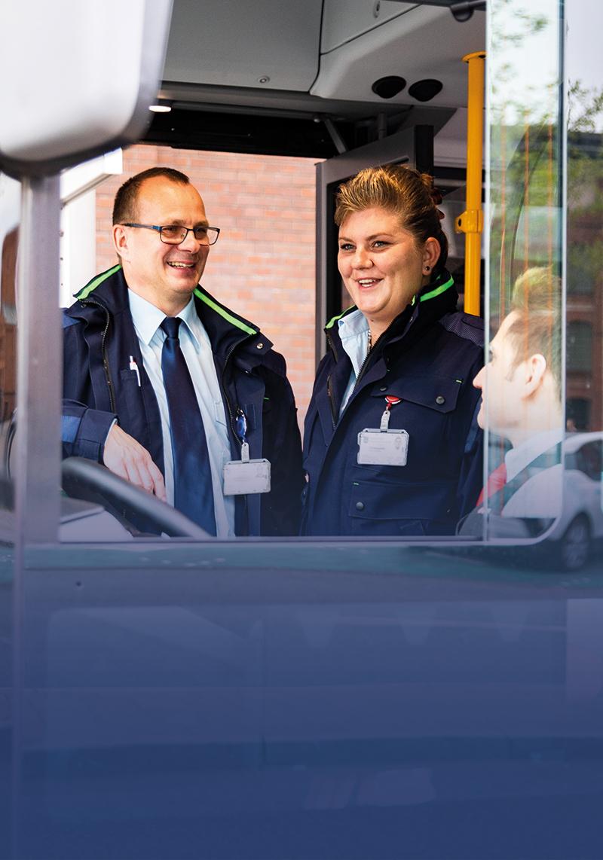 Barmbek Busfahrer